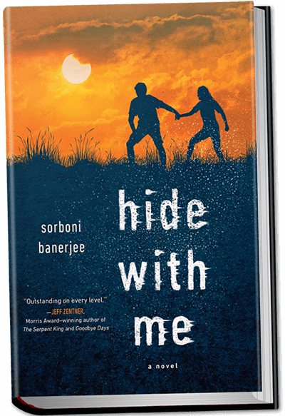 Hide with Me book cover
